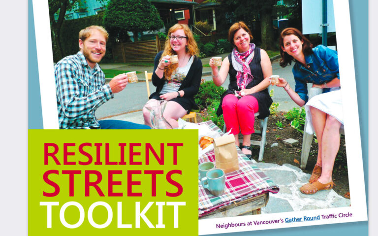 Resilient Streets Toolkit