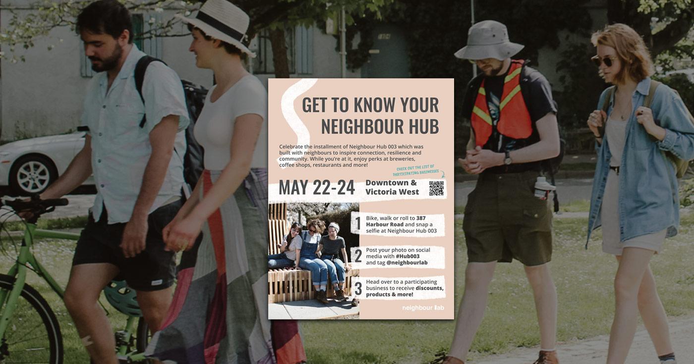 Get to know your neighbourhood hub!